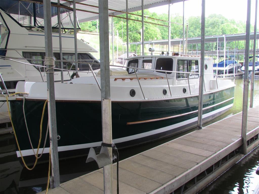 32 ft 1996 nimble wanderer trawler
