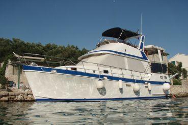 1989 Golden Star Trawler