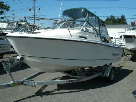 2004 Bayliner 1802 Trophy