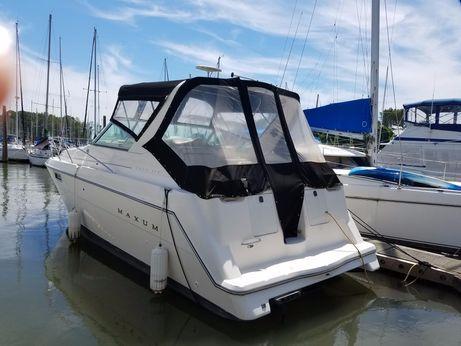 1997 Maxum 3200 SCR