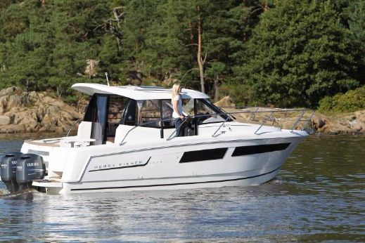 2016 Jeanneau Merry Fisher 855
