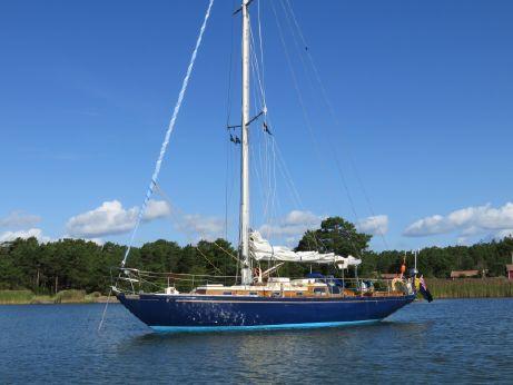 1963 Buchanan Admirals Cup Yacht