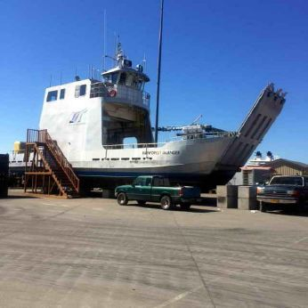 1991 Ferry - Landing Craft - Work Boat