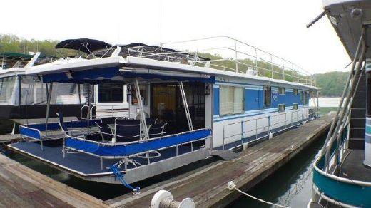 1979 14x68 Sumerset Houseboat