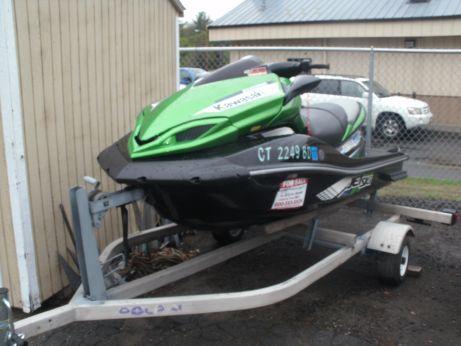 2012 Kawasaki Ultra 300X