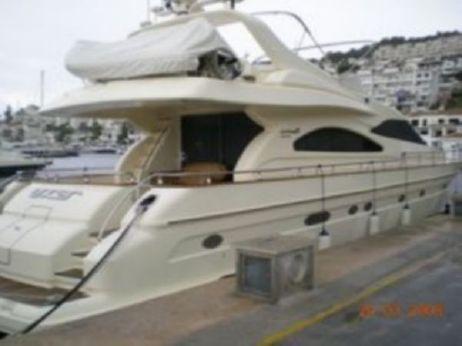 2001 Astondoa 72 Milenium