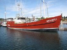 1962 Marine Industries Fishing Vessel