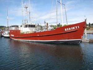 1962 Marine Industries Fishing Vessel