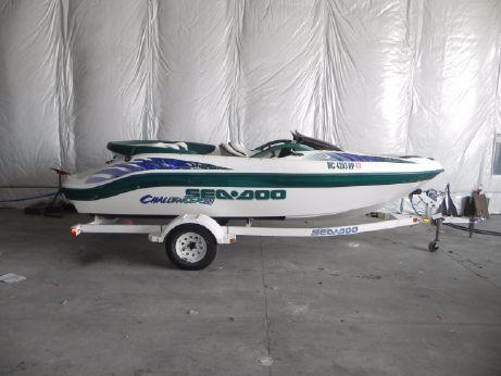 1998 Sea Doo Challenger