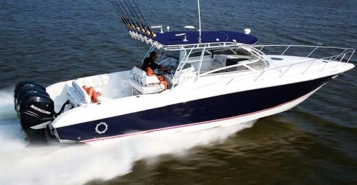 2007 Fountain Sportfish 38 LX