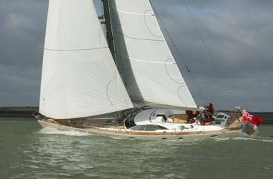 2006 Oyster 72