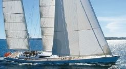 1997 Sensation Yachts 147ft Auxiliary Ketch