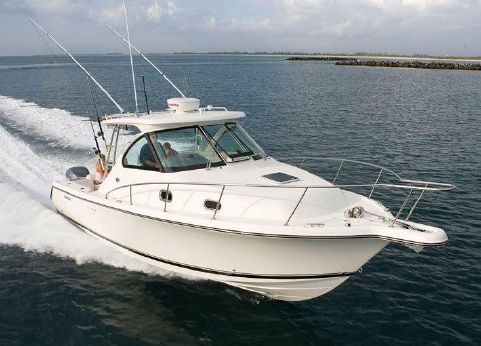 2011 Pursuit 315 OS