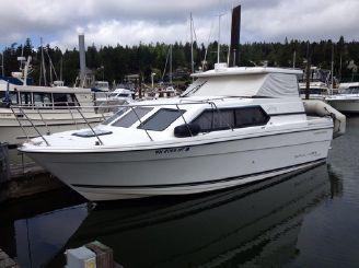 1995 Bayliner 2859 w/AK Bulkhead