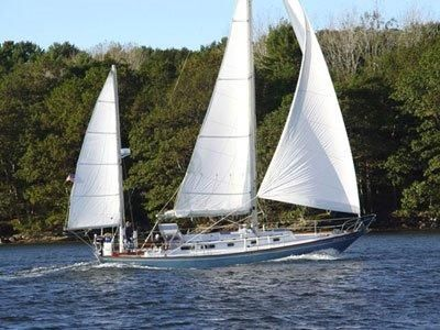 1969 Allied XL-2 Yawl