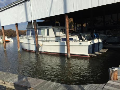 1981 Grand Banks 49 Classic