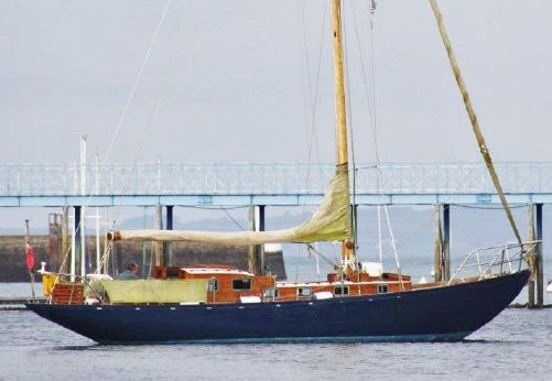 1939 Robert Clark sloop