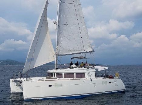 2014 Lagoon 450 Owners Version