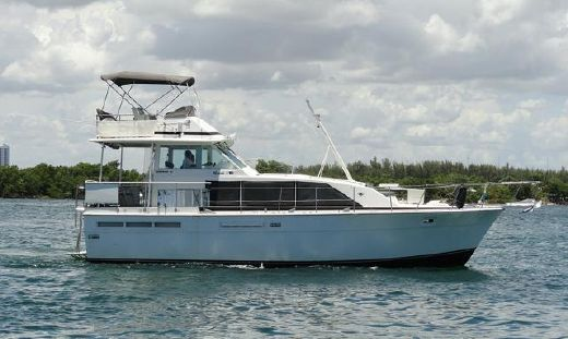 1975 Bertram Flybridge MY