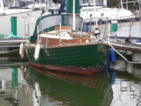1962 Folkboat 25