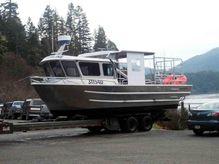 2009 Commercial Northwest Prawn Crab Dive Boat