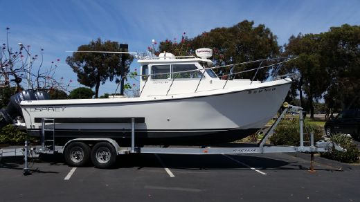 2007 Osprey Pilothouse Fisherman