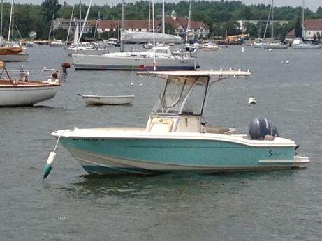 2008 Scout Boats 222 Sportfish