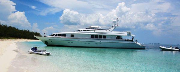 Used Trinity Yacht