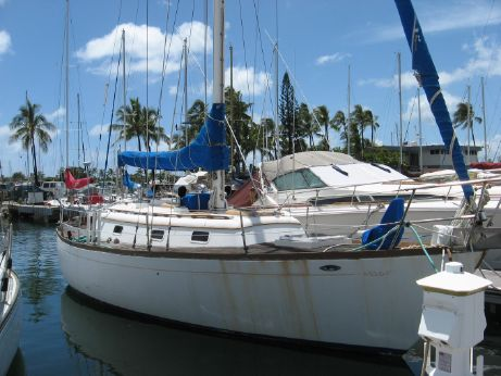 1979 Cheoy Lee Offshore cruiser