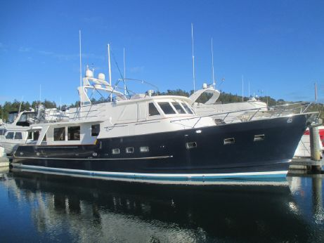 2001 Grand Alaskan Raised Pilothouse Motoryacht