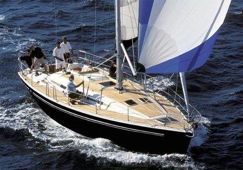 2001 Elan Marine 45