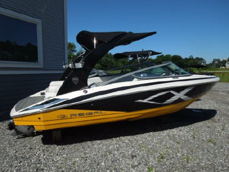 2014 Regal 2100 RX Bowrider