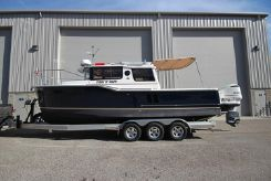 2018 Ranger Tugs R-27 Luxury Edition with Trailer
