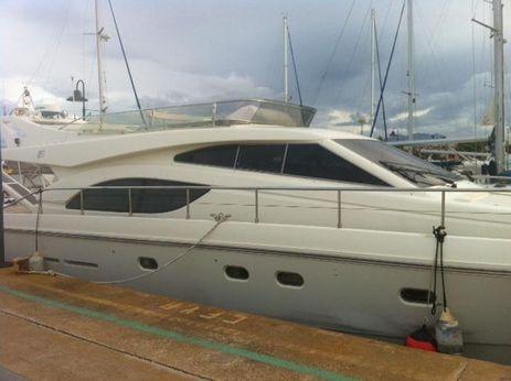 2000 Ferretti Yachts 53