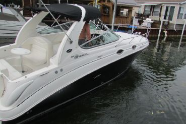 2006 Sea Ray 280 Sundancer w/Trailer