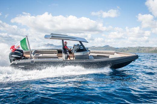 2015 Novamarine Black Shiver 100