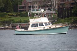 1971 Dyer 40 Flybridge Rebuilt 2013