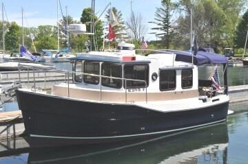 2009 Ranger Tugs R-25 Classic