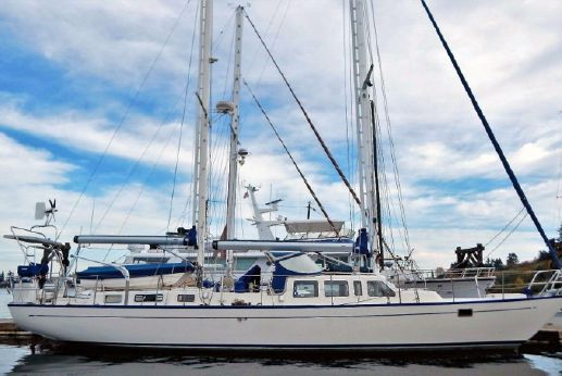 1978 Spencer 53 Pilothouse Ketch