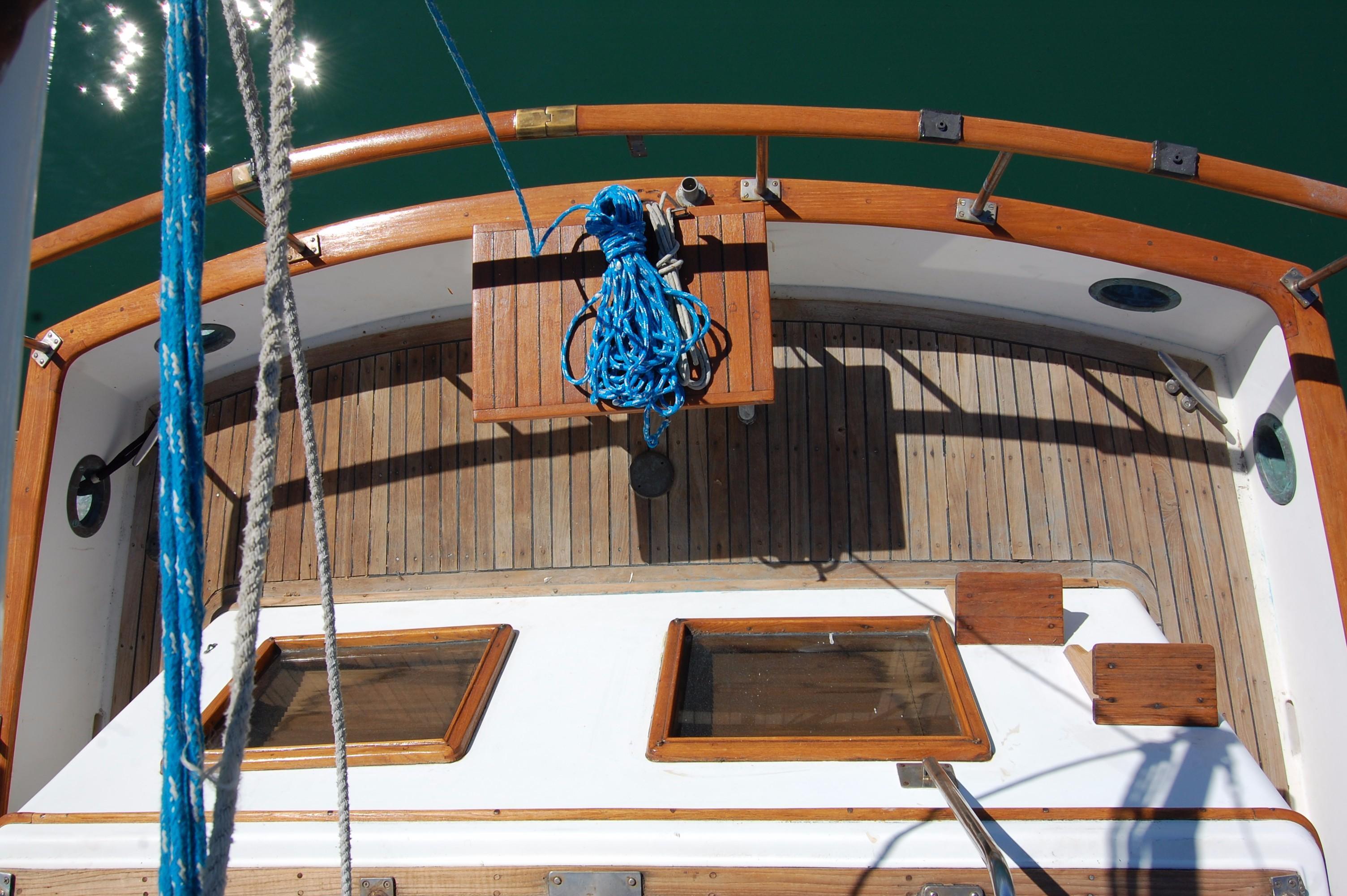 40' Hershine Trawler+Photo 15