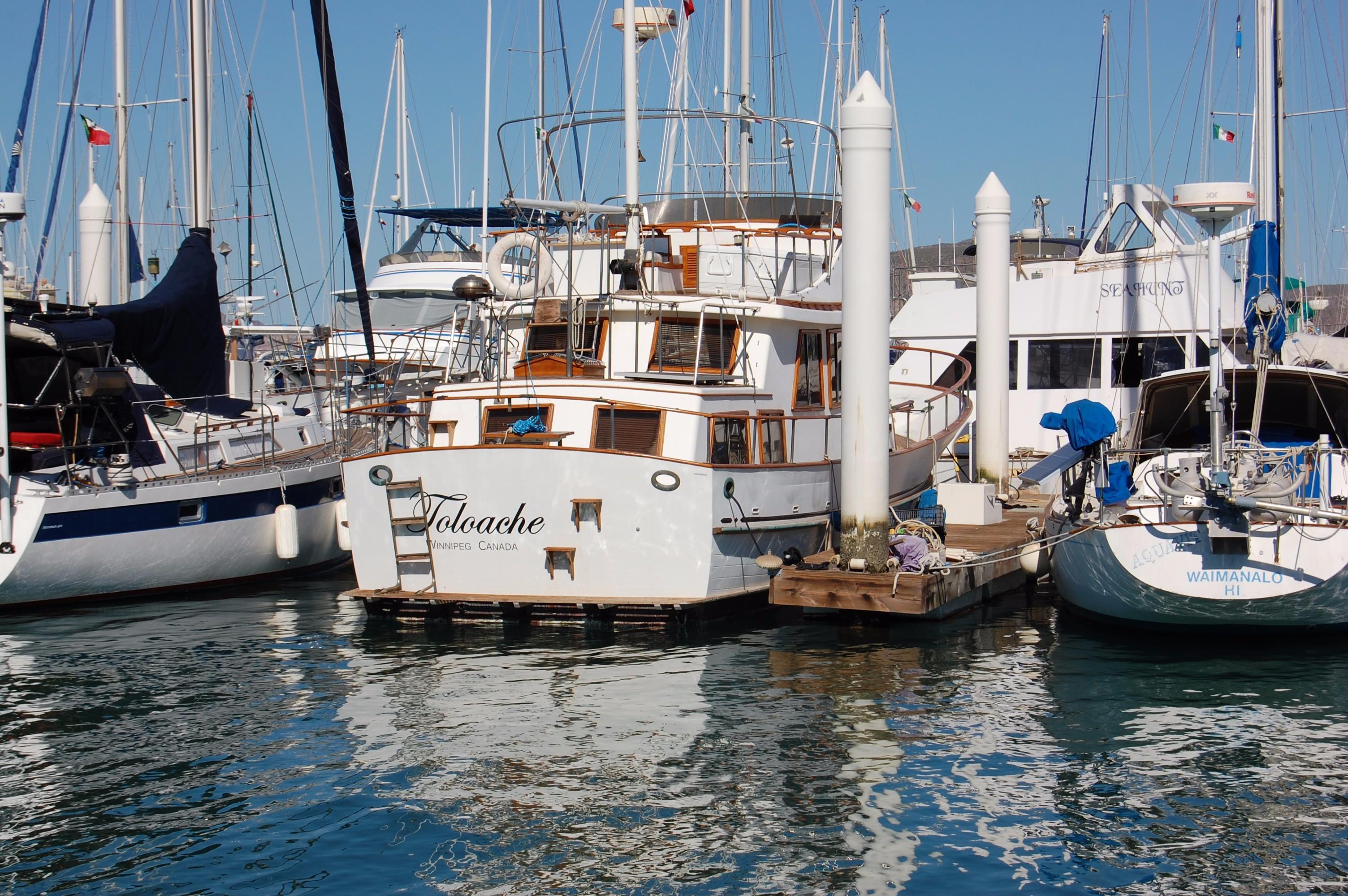 40' Hershine Trawler+Photo 20