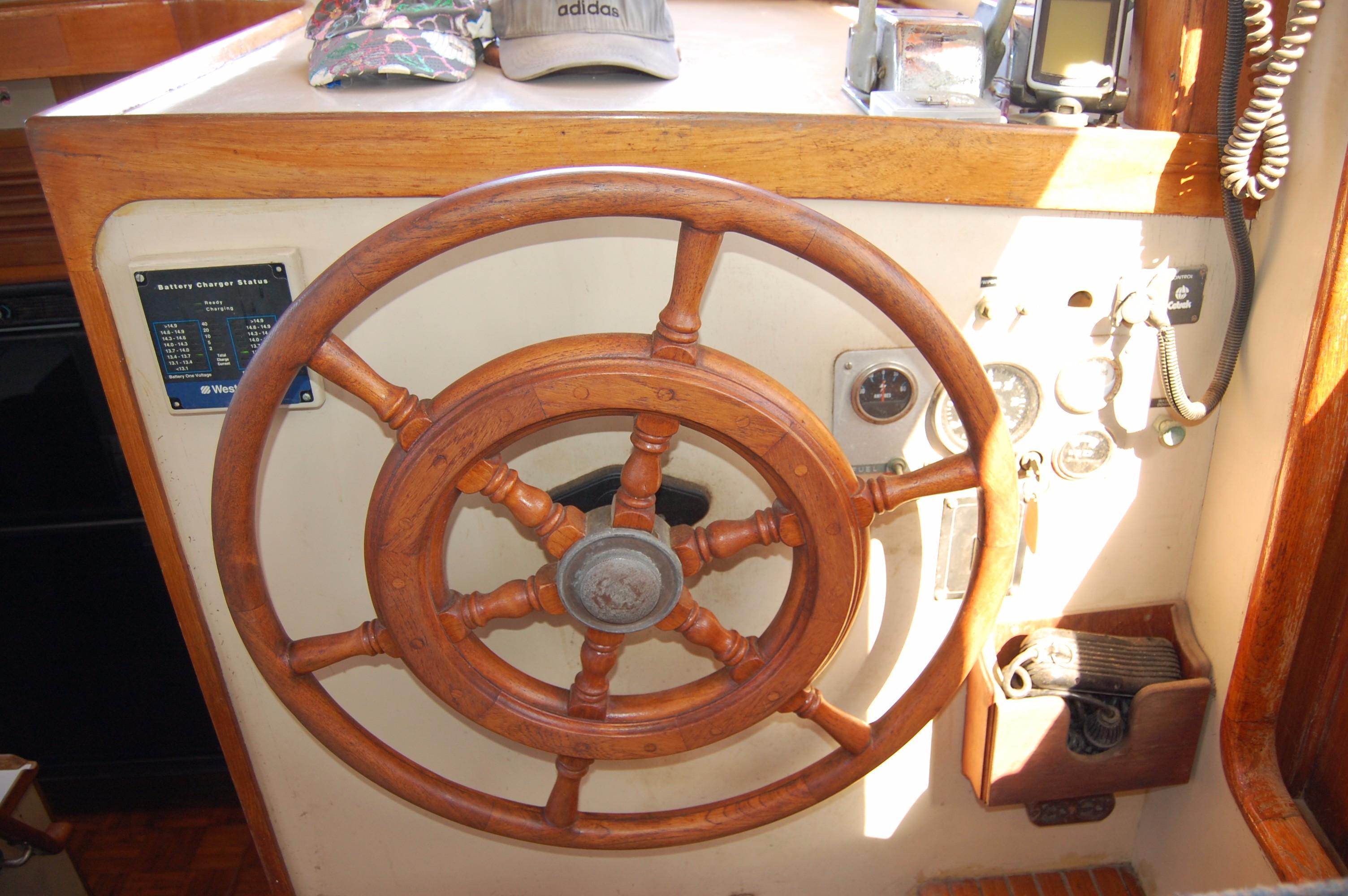 40' Hershine Trawler+Photo 27