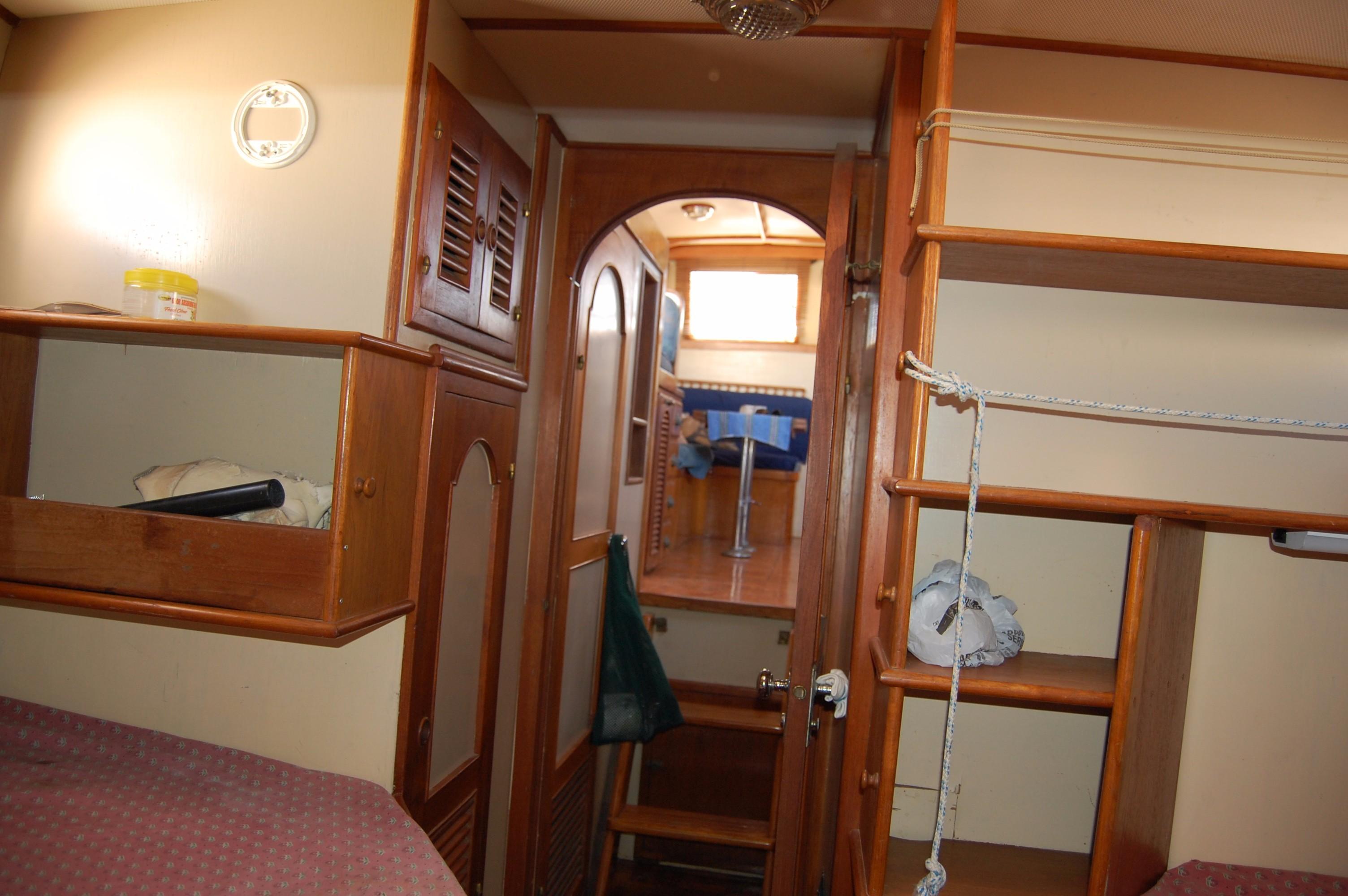 40' Hershine Trawler+