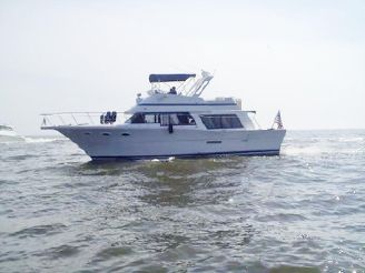1984 Bluewater 480 CPMY
