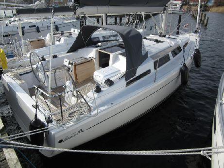 2017 Hanse 345