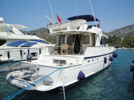 1972 Hatteras 58 Yacht Fisherman