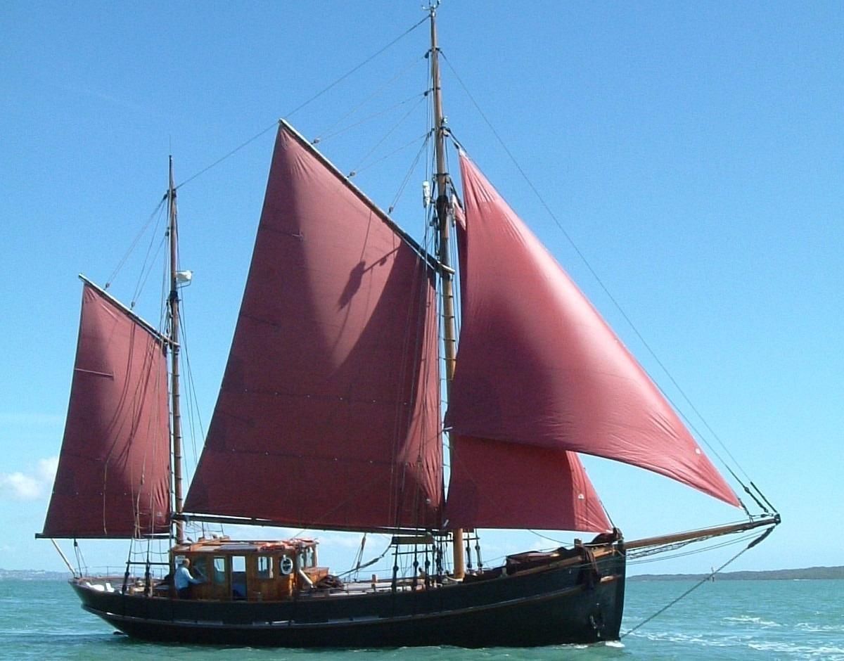 1925 danish gaff ketch Sail Boat For Sale - www.yachtworld.com