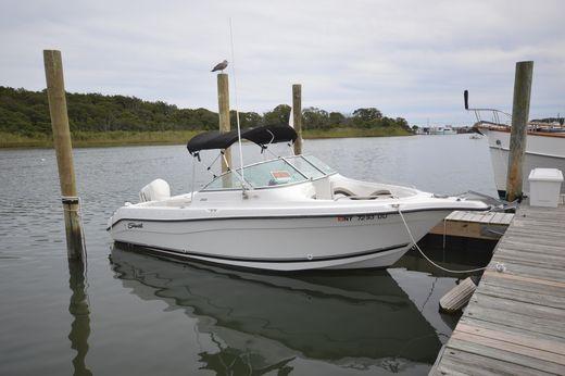 2001 Sea Swirl 2101 DC
