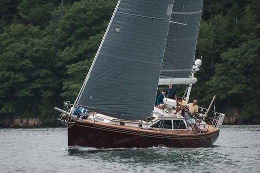 2002 Morris Ocean Series 52RS