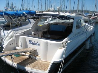 1999 Windy 37 Grand Mistral